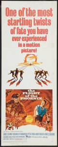 "Movie Posters:Adventure, The Flight of the Phoenix (20th Century Fox, 1966). Insert (14"" X36""). Adventure.. ..."