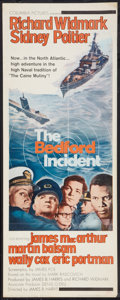 "Movie Posters:War, The Bedford Incident Lot (Columbia, 1965). Inserts (2) (14"" X 36"").War.. ... (Total: 2 Items)"