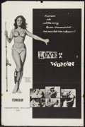 "Movie Posters:Mystery, Love is a Woman Lot (Hemisphere Pictures, 1966). One Sheets (2)(27"" X 41""). Mystery.. ... (Total: 2 Items)"