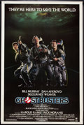 "Movie Posters:Comedy, Ghostbusters (Columbia, 1984). Poster (40"" X 60""). Comedy.. ..."