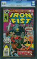 Iron Fist #5 (Marvel, 1976) CGC VF/NM 9.0 Off-white to white pages