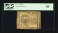 Colonial Notes:Continental Congress Issues, Continental Currency November 2, 1776 $30 PCGS Very Fine 30.. ...