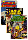 Silver Age (1956-1969):Adventure, My Greatest Adventure Group - Savannah pedigree (DC, 1961-63)Condition: Average VF/NM.... (Total: 6 Comic Books)