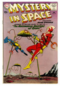 Silver Age (1956-1969):Science Fiction, Mystery in Space #65 Savannah pedigree (DC, 1961) Condition: VF....