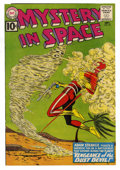 Silver Age (1956-1969):Science Fiction, Mystery in Space #70 Savannah pedigree (DC, 1961) Condition: VF+....
