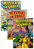 Silver Age (1956-1969):Science Fiction, Mystery in Space Group (DC, 1964-66) Condition: Average VF/NM.... (Total: 6 Comic Books)