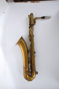 Musical Instruments:Horns & Wind Instruments, Vintage Conn Baritone Saxophone # N/A....