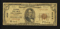National Bank Notes:Kentucky, Owensboro, KY - $5 1929 Ty. 1 The National Deposit Bank Ch. # 4006....