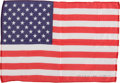 Transportation:Space Exploration, Apollo 15 Flown Largest-Size American Flag Directly from the Personal Collection of Mission Command Module Pilot Al Worden, Si...