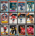 Hockey Cards:Sets, 1978-79, 1982-83 and 1987-88 O-Pee-Chee Complete and Near Sets Trio (3). ...