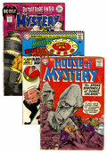 Silver Age (1956-1969):Horror, House of Mystery Group (DC, 1959-67).... (Total: 16 Comic Books)