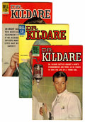 Silver Age (1956-1969):Miscellaneous, Dr. Kildare #3-9 File Copies Group (Dell, 1962-65) Condition: Average VF.... (Total: 7 Items)