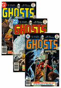 Bronze Age (1970-1979):Horror, Ghosts #51-80 Group (DC, 1977-79) Condition: Average NM-....(Total: 30 Comic Books)
