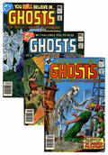 Bronze Age (1970-1979):Horror, Ghosts #81-112 Group (DC, 1979-82) Condition: Average NM-....(Total: 32 Comic Books)