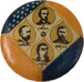 Political:Pinback Buttons (1896-present), Theodore Roosevelt: Possibly Unique World's Fair Jugate....