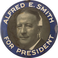 Alfred E. Smith: The Largest Celluloid