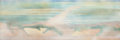 Texas:Early Texas Art - Regionalists, BILL BOMAR (American, 1919-1991). Untitled. Oil on canvas.16 x 48 inches (40.6 x 121.9 cm). Signed lower right: Bill...