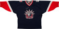 Hockey Collectibles:Others, Wayne Gretzky Signed Jersey....
