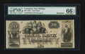 Obsoletes By State:Louisiana, New Orleans, LA- New Orleans Canal & Banking Compy. $20. ...