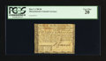 Colonial Notes:Massachusetts, Massachusetts May 5, 1780 $8 Uncancelled PCGS Very Fine 20.. ...