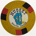 Miscellaneous:Gaming Chips, Nugget Casino Chip....