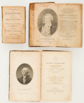 Political:Small Miscellaneous (pre-1896), George Washington: Epistles, Life and Memory. ... (Total: 3 Items)