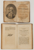 Political:Small Miscellaneous (pre-1896), George Washington: Dorchester Eulogies and Washingtoniana.... (Total: 2 Items)