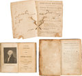 Political:Small Miscellaneous (pre-1896), George Washington: Three Early Imprints.... (Total: 3 Items)