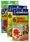 Bronze Age (1970-1979):Humor, Harvey Comics Pre-Pack Group (Harvey, 1970s) Condition: AverageVF.... (Total: 17 Comic Books)
