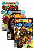 Modern Age (1980-Present):War, G.I. Combat #261-288 Group (DC, 1984-87) Condition: Average VF/NM.... (Total: 28 Comic Books)