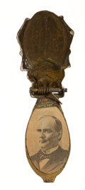 Political:3D & Other Display (1896-present), William McKinley: Unusual Mechanical....