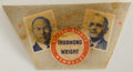 Political:Ribbons & Badges, Strom Thurmond: States' Right Party Jugate....