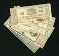 Obsoletes By State:Louisiana, Shreveport, LA- State of Louisiana 50¢; $1 Mar. 1, 1864. ... (Total: 4 notes)