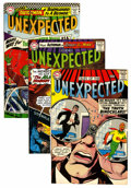 Silver Age (1956-1969):Horror, Tales of the Unexpected Group (DC, 1964-68) Condition: AverageFN.... (Total: 17 Comic Books)