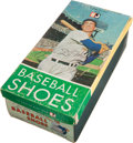 Baseball Collectibles:Others, Circa 1950's Joe DiMaggio Baseball Cleats Original Box. ...