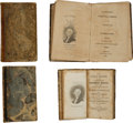 Political:Small Paper (pre-1896), [George Washington] Archive of Early Washington Benevolent SocietyRibbons and Booklets....