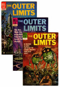 Silver Age (1956-1969):Science Fiction, Outer Limits File Copy Group (Dell, 1964-69) Condition: AverageVF+.... (Total: 16 Comic Books)