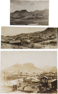 Photography:Official Photos, Rawhide, Nevada: Two Photos and One Real Photo Postcard.... (Total:3 Items)