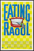 """Movie Posters:Comedy, Eating Raoul (20th Century Fox International Classics, 1982). One Sheet (27"""" X 41"""") Style B. Comedy.. ..."""