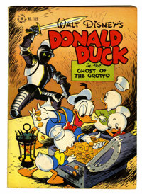 Four Color #159 Donald Duck (Dell, 1947) Condition: VG+