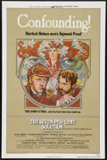 "Movie Posters:Mystery, The Seven-Per-Cent Solution (Universal, 1976). One Sheet (27"" X41""). Mystery.. ..."