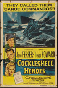 """Movie Posters:War, Cockleshell Heroes (Columbia, 1956). One Sheet (27"""" X 41"""") Style B.War.. ..."""
