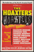 """Movie Posters:Documentary, The Hoaxters (MGM, 1953). One Sheet (27"""" X 41""""). Documentary.. ..."""