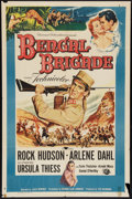 "Movie Posters:Adventure, Bengal Brigade (Universal International, 1954). One Sheet (27"" X41""). Adventure.. ..."