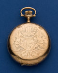 Timepieces:Pocket (post 1900), Rockford 16 Size 21 Jewel Grade 540 Pocket Watch. ...