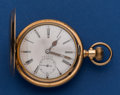 Timepieces:Pocket (post 1900), Elgin Convertible Gold Filled Hunter's Case Pocket Watch. ...