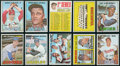 Baseball Cards:Sets, 1967 Topps Baseball Starter Set (122 Different). ...