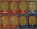 Baseball Cards:Lots, 1965 Topps Embossed Collection (46). ...