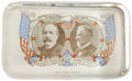 Political:3D & Other Display (1896-present), Alton B. Parker: Colorful Jugate Paperweight....