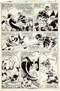 Original Comic Art:Panel Pages, John Byrne and Terry Austin The X-Men #127 Cyclops vs.Wolverine page 10 Original Art (Marvel, 1979)....